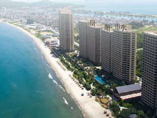 惠东双月湾凤凰山水虹湾海景度假酒店