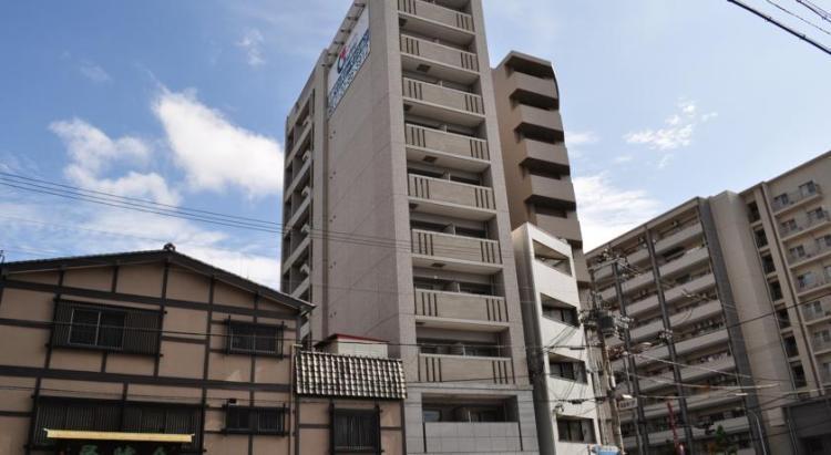 CMM京都站城市风格住宅