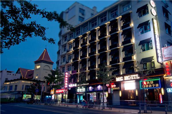 青岛民国酒店