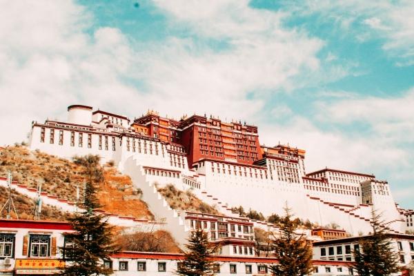 西藏40天朝圣之旅,转山转水转佛塔