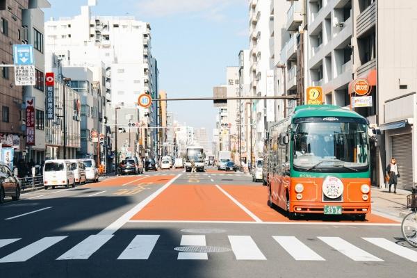 Tokyo,在冬日暖阳下且听风吟