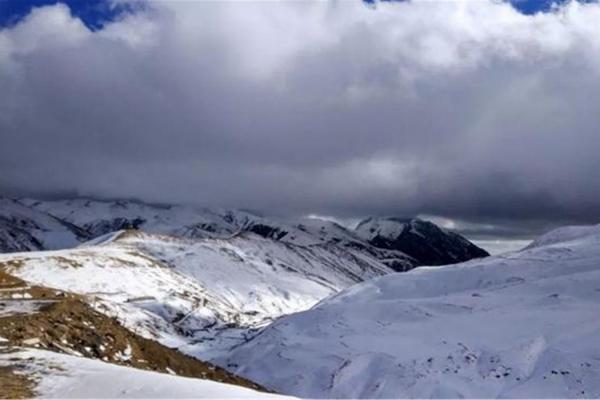 昆明周边新增18万亩赏雪地,不是轿子雪山!