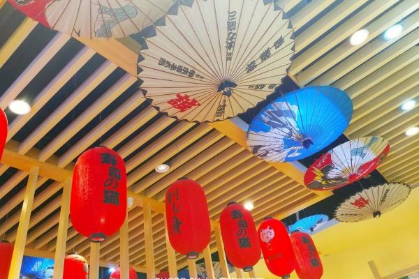 【新年再出发】这家从日本京都漂洋过海而来的寿司猫店,传递喵星人的可爱故事