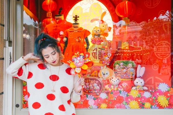 新春去哪玩?少女们首选香港迪士尼,和米奇一起过新春啦!