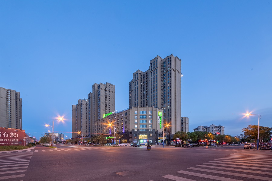张家港东城智选假日酒店