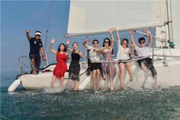 亲近自然,挑战自我。感受青岛奥帆中心帆船体验的美好时光