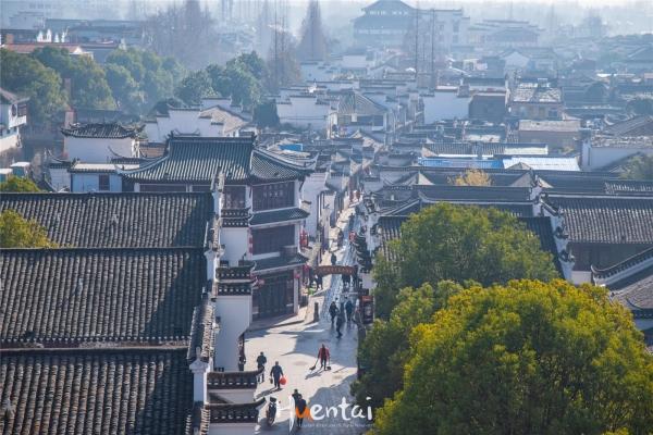 """【新年再出发】""""安徽十大古村镇""""六个在皖南,剩下四个听我娓娓道来"""