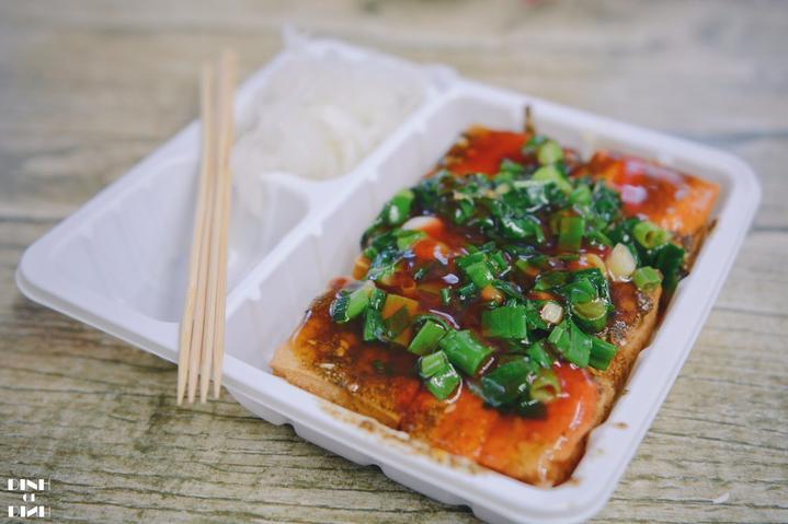 【宜州凉拌菜】   凉拌菜和酸嘢不同,酸嘢是零食,凉拌菜是可以上桌的菜.