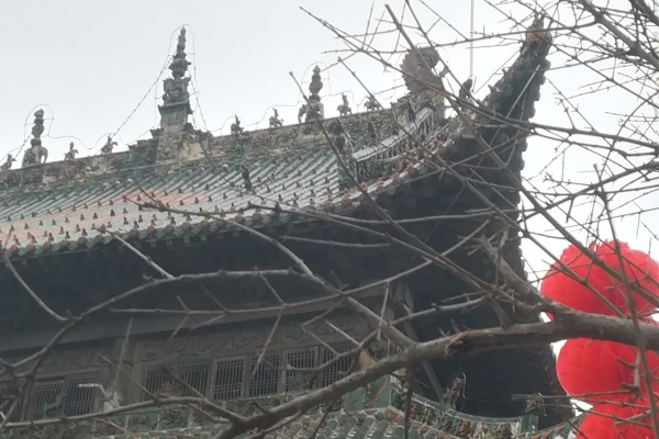 【新年再出发】访赊店古镇 游山陕会馆