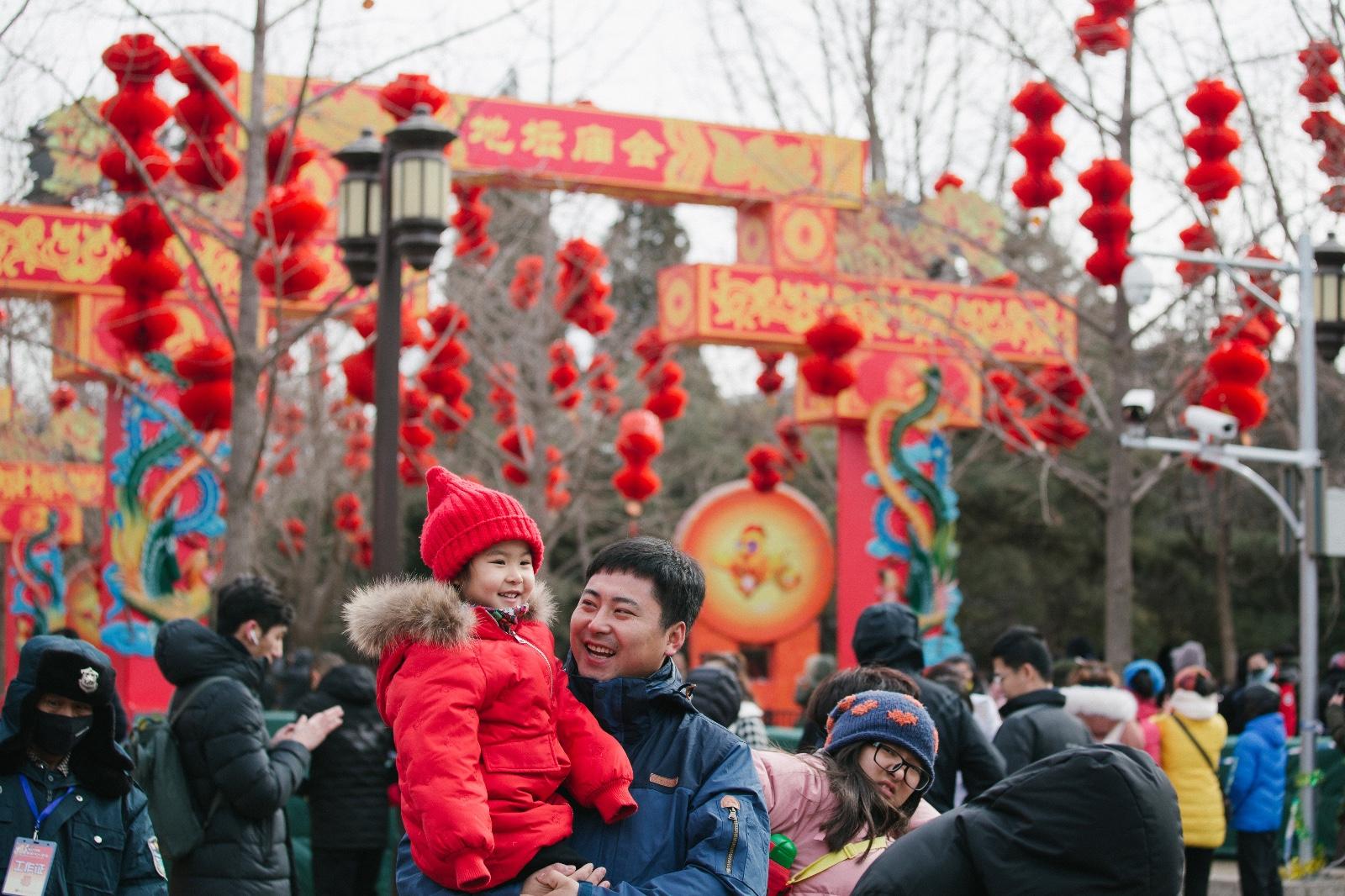 【新年再出发】不一样的帝都春节:空城里交织的冷清与喧闹