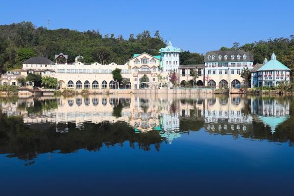 尽享深圳世外桃源的秘境之美,开启一段温泉之旅!
