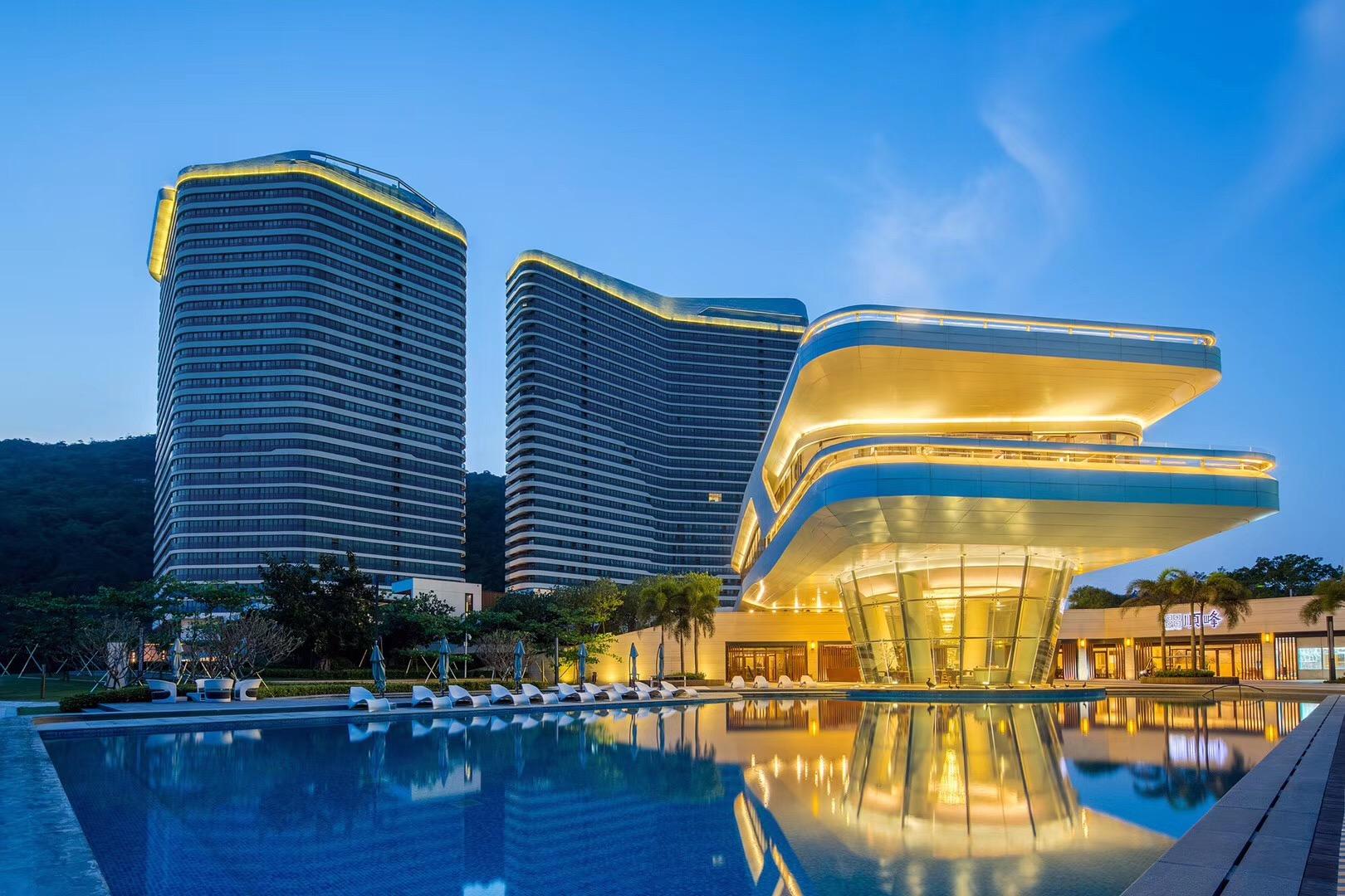 阳江北洛秘境度假酒店