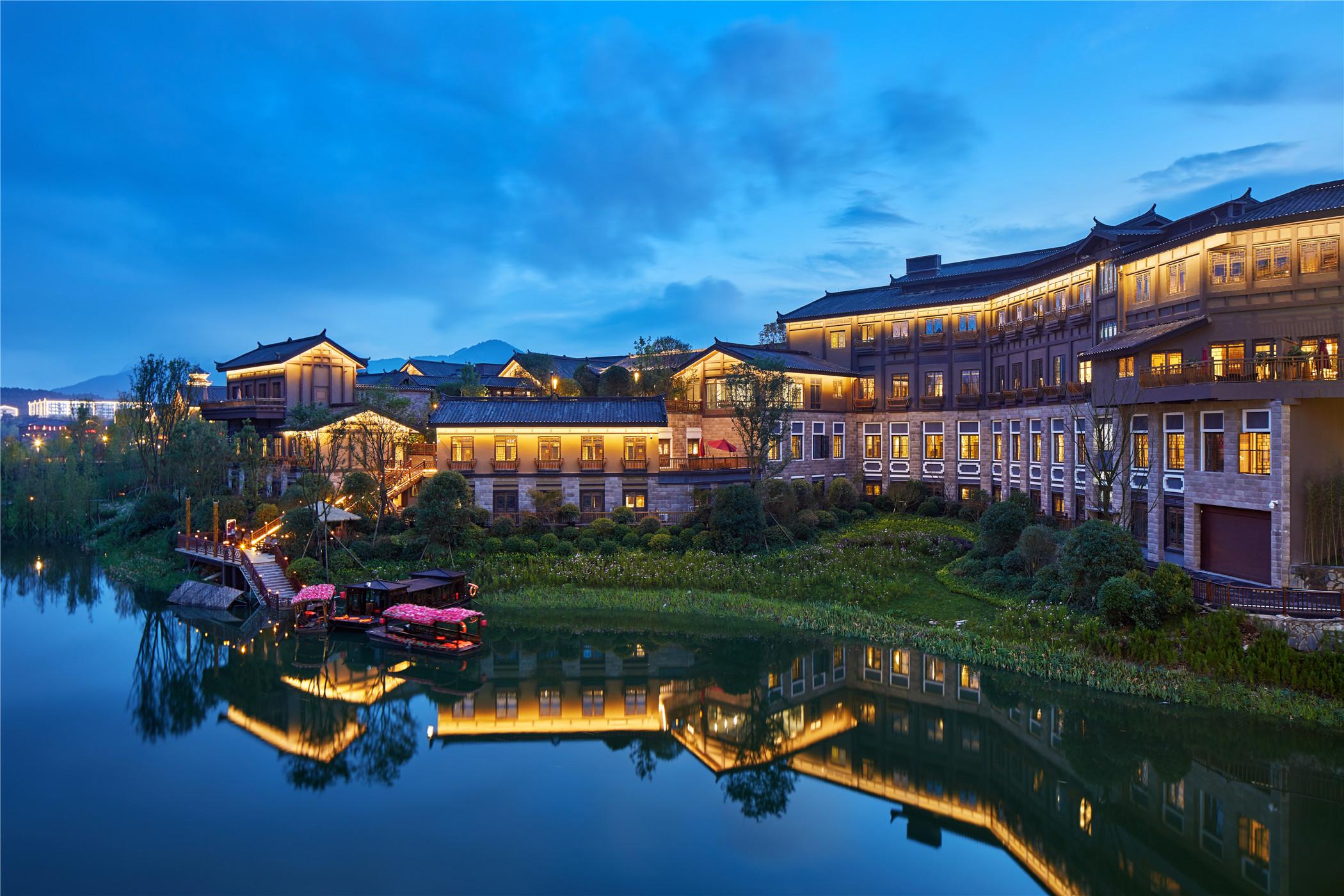 丹寨萬達錦華溫泉酒店