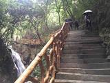 清远天子山瀑布自然景区
