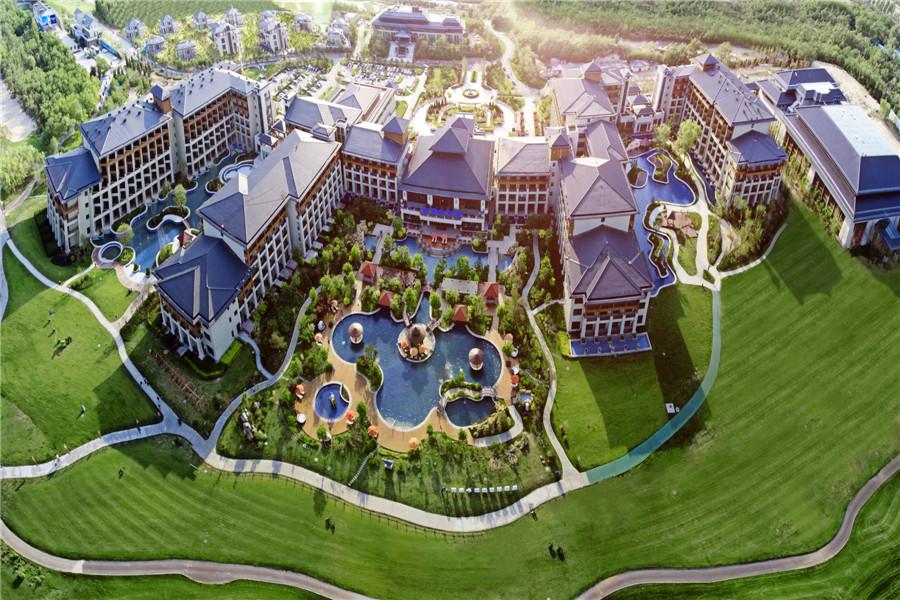 北戴河阿爾卡迪亞濱海度假酒店
