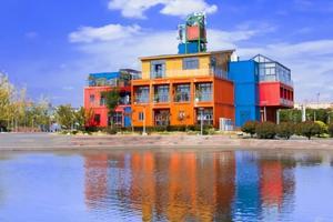 拍照要发朋友圈的好地方——江苏省绿色建筑博览园!