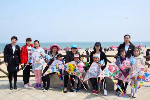 那香海风筝节五一精彩绽放,大型风筝秀、亲子DIY、更有精美风