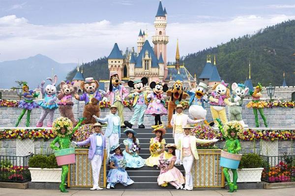 """一年N刷香港迪士尼,这次最""""热血""""!最期待!"""