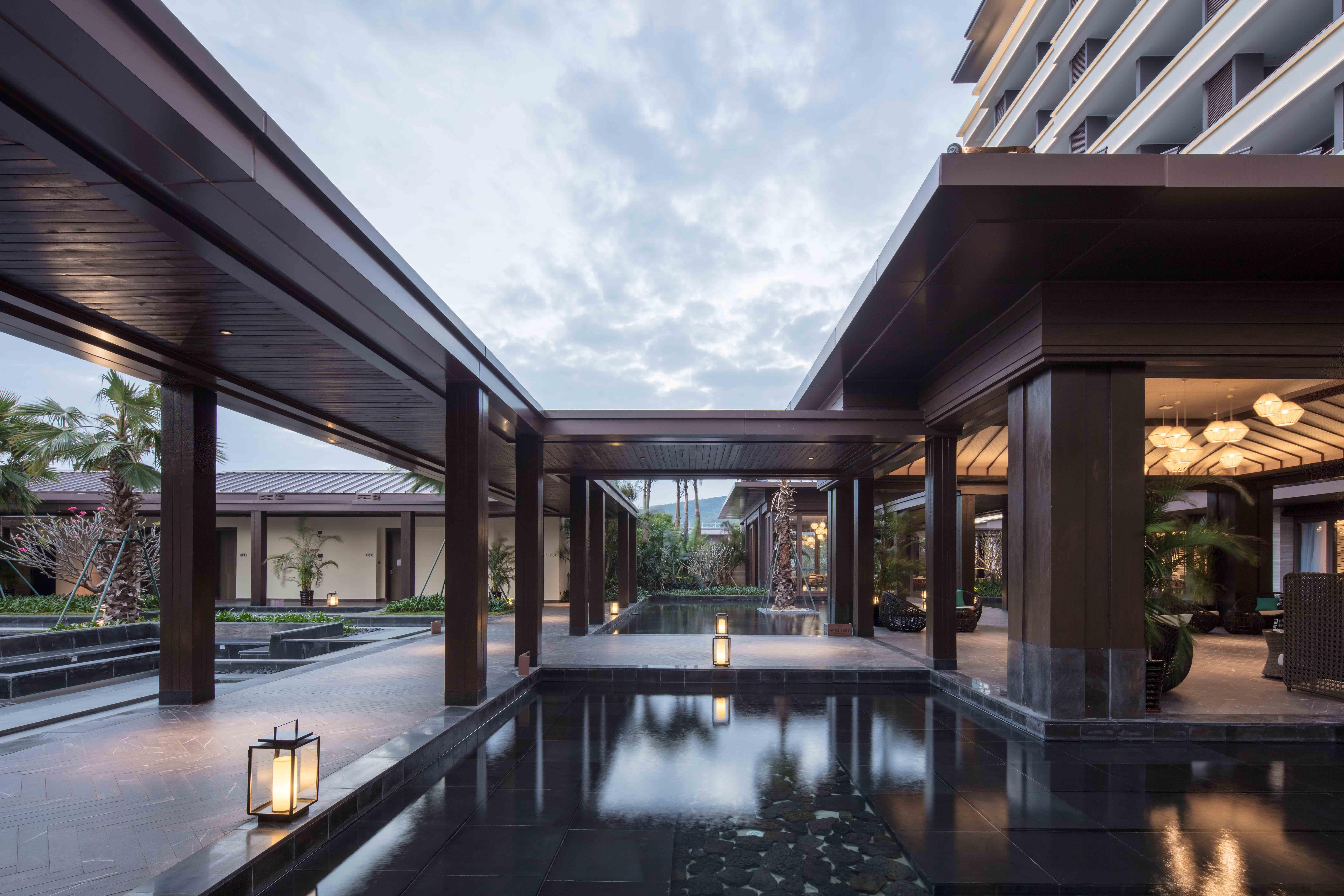 三亚悦澜湾绿地铂瑞酒店