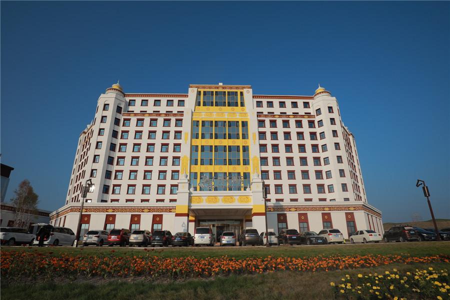 中國馬鎮白馬酒店