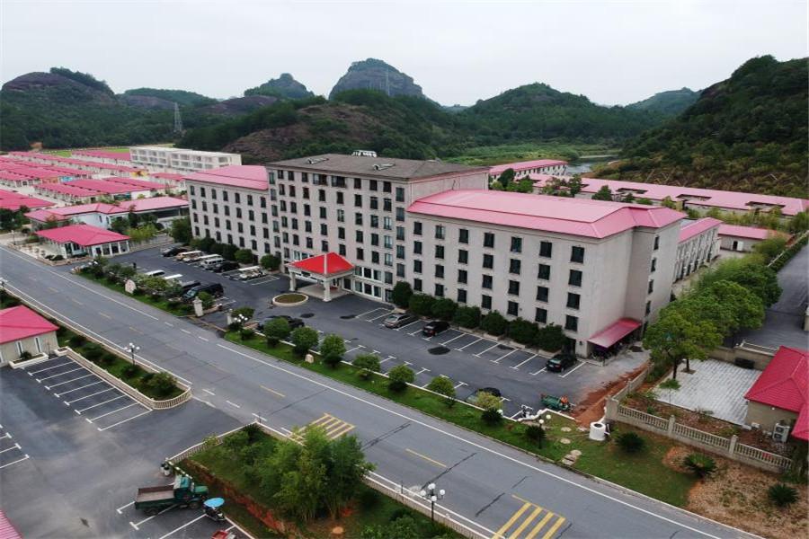 鹰潭市龙虎山华泉酒店