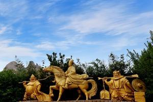 走近嵖岈山,看中华盆景,寻觅吴承恩创作《西游记》的灵感源头