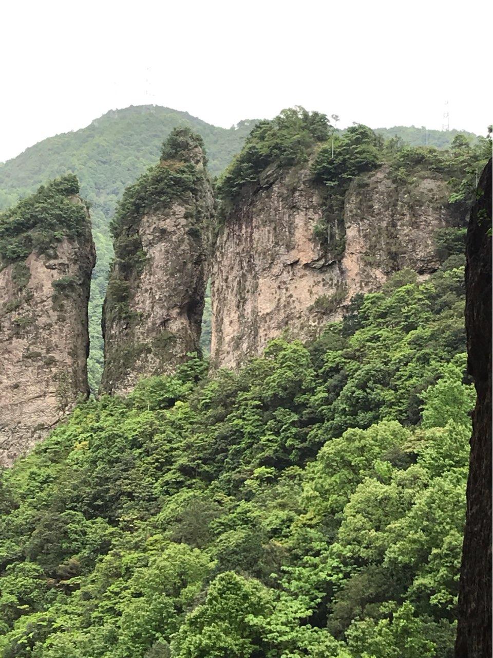 雁荡山风景区