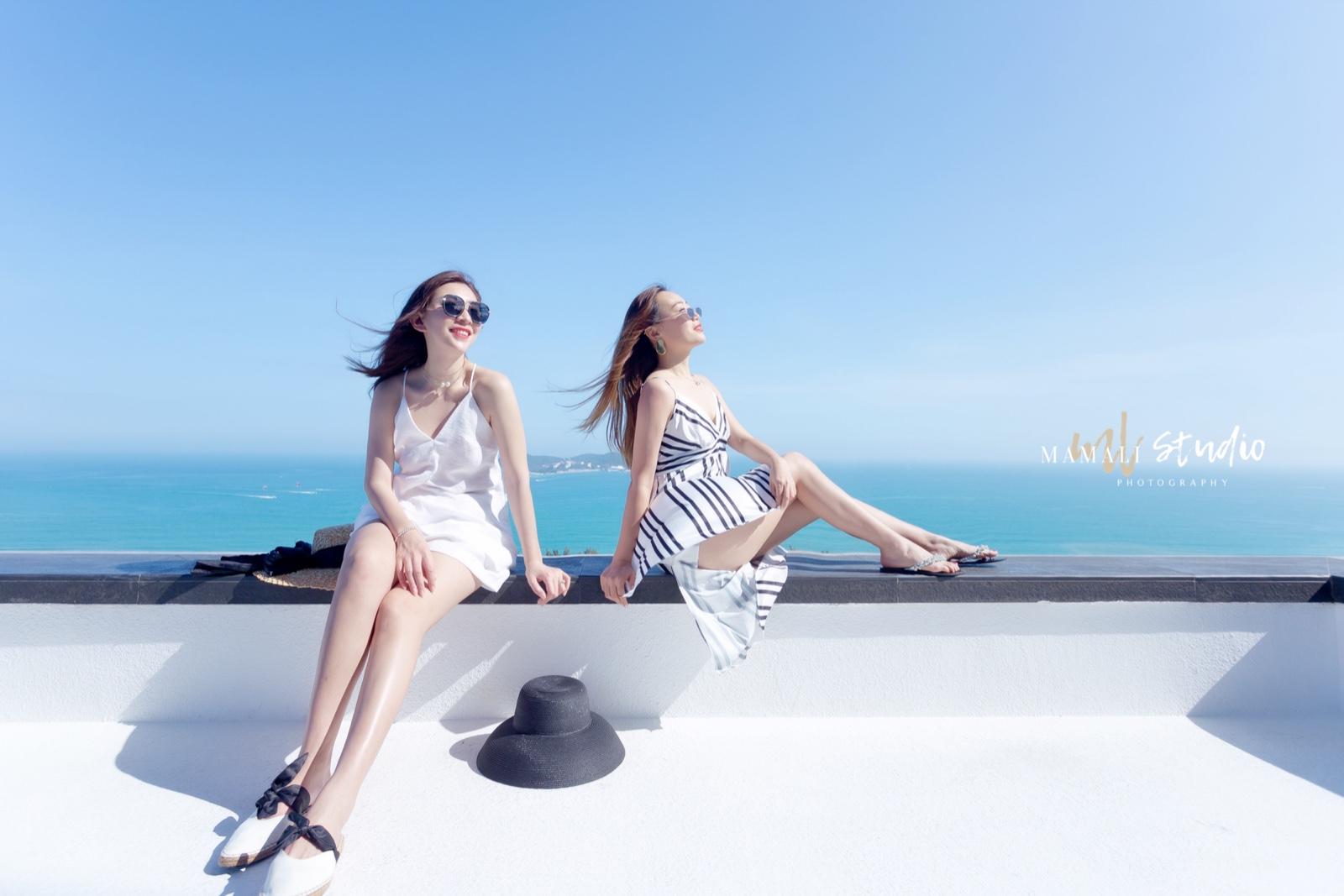【11周年,我的旅行故事】艳遇三亚,闺蜜自驾赴一场海天盛宴