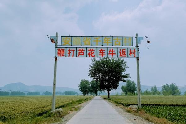 【11周年,我的旅行故事】鞭打芦花车牛返村 中国最长村名 传承孝道文化