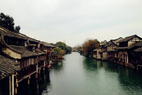 【11周年,我的旅行故事】两天一夜亲子游:旅游淡季暴走乌镇西栅
