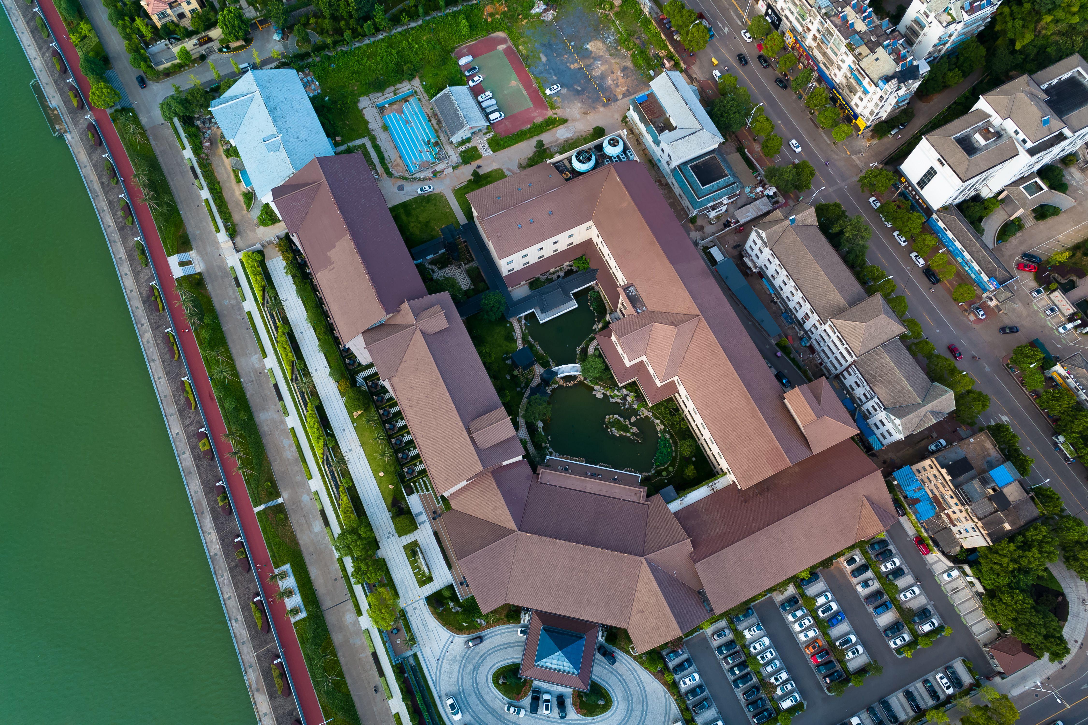 君澜江山国际度假酒店