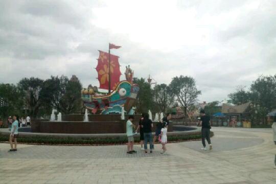 【11周年,我的旅行故事】广州融创乐园佛系游一天感受
