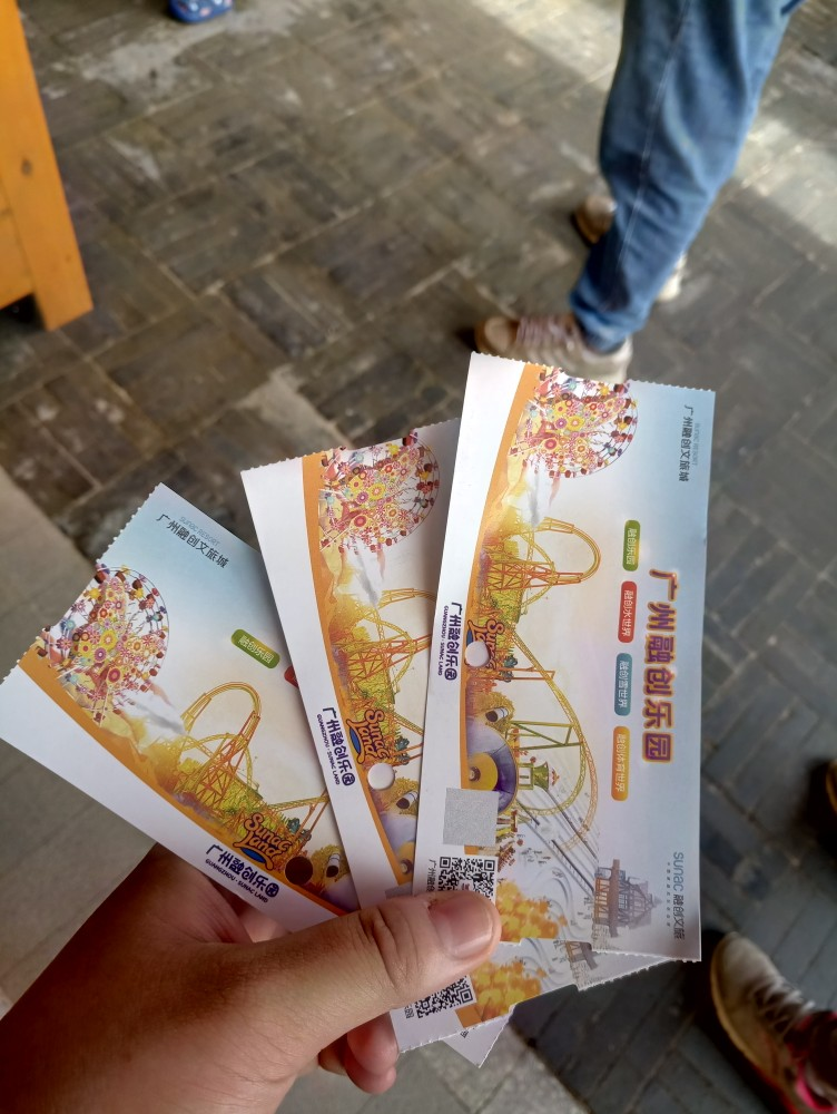 【11周年,我的旅行故事】廣州花都融創樂園專屬tips
