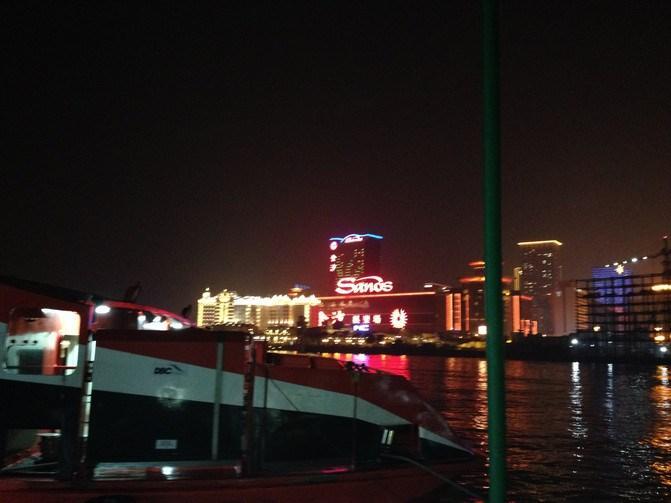 6天5晚深珠港澳跟团----澳门珠海篇