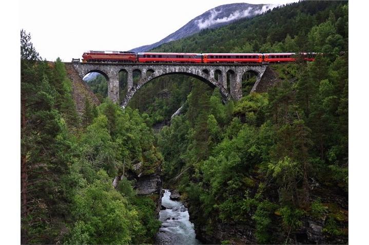 Rauma Line 景观列车