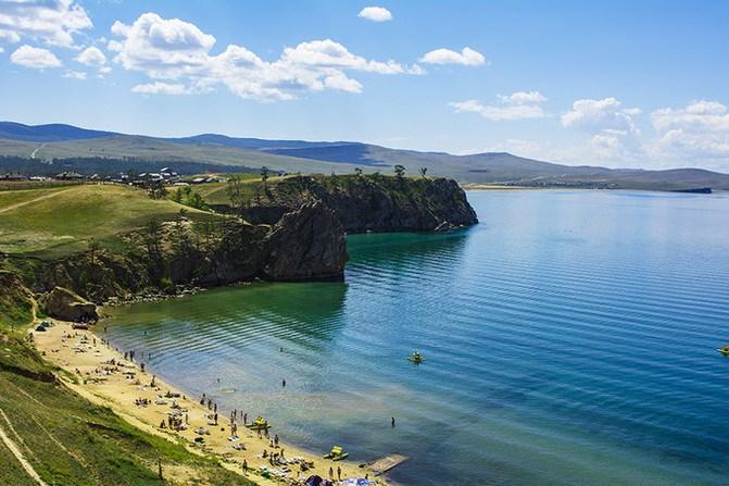 夏季贝加尔湖——来自西伯利亚的深蓝诱惑