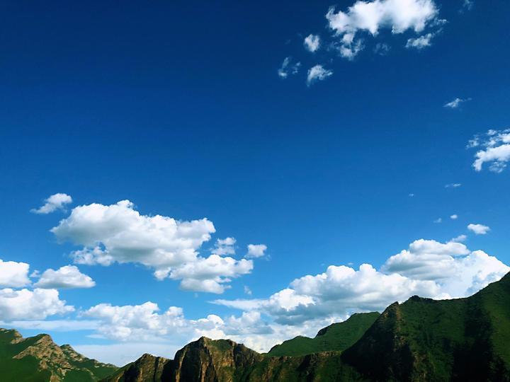 自驾京北第一天路,打包一份盛夏时节的清凉与诗意