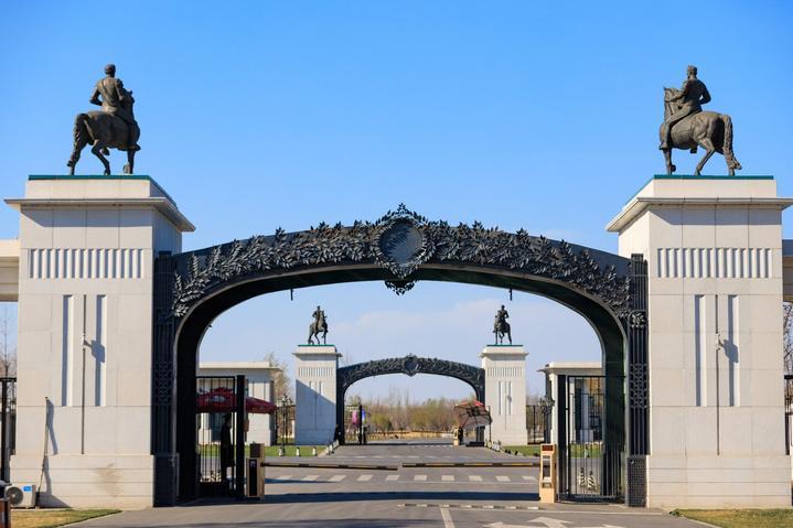 中国版的唐顿庄园,不用出国也能包揽欧式风情!