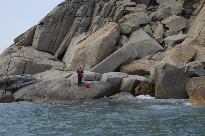 广东珠海桂山岛休闲海钓之众归休闲渔业