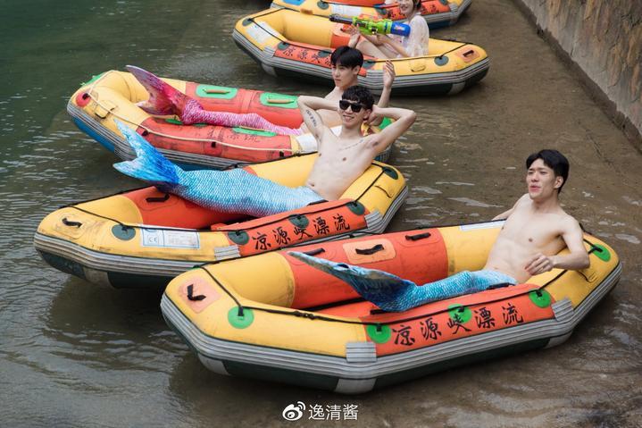 无水不欢,浙西凉源峡谷湿身之旅