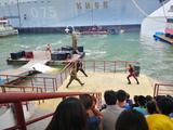 天津泰达航母主题公园