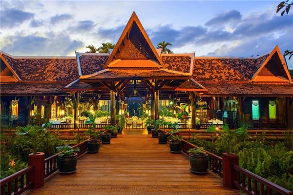 吴哥温泉度假村Angkor Village Resort