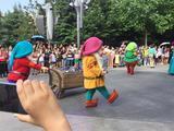 上海迪士尼乐园亲子票(1大1小)