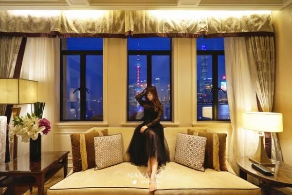 【上海微旅游】在和平饭店,看百年时光在灯火辉煌中沉淀