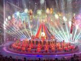 珠海长隆海洋王国+长隆剧院《龙秀》