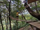 广州飞越丛林探险乐园