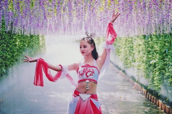 """【我和祖国合影】秋假期出行好去处,登高祈福邂逅""""嫦娥仙子""""~"""