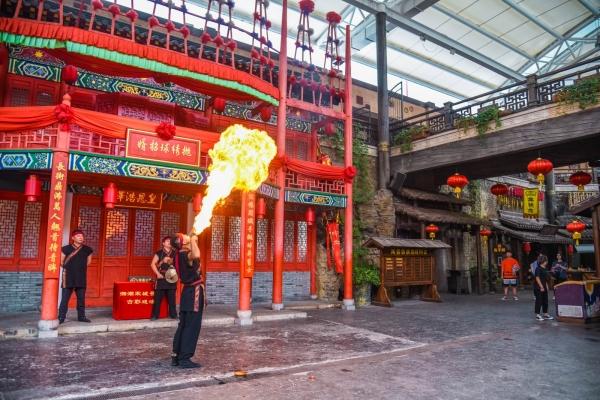 【我和祖国合影】杭州旅行只知道西湖灵隐?跟着我两天一夜带你玩转杭州乐园