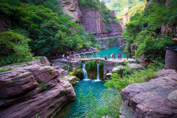 【我和祖国合影】游走在美食与美景之间,徜徉于饕餮与山水之内