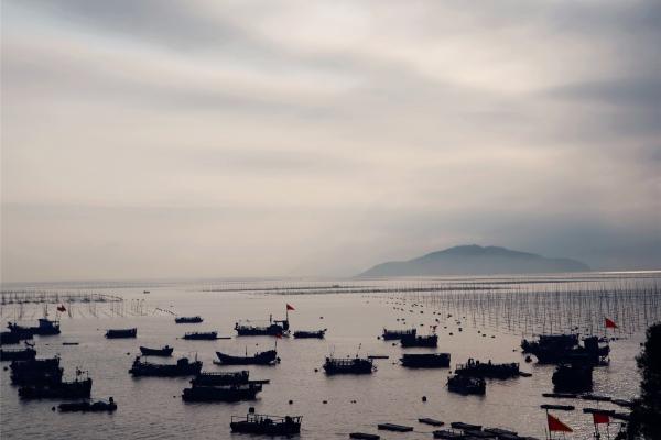 【我和祖国合影】三天两晚霞浦游,错过唯美日落也不能错过美味实惠的海鲜